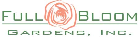 Full Bloom Gardens, Inc. – Logo