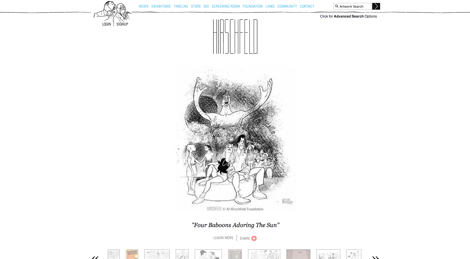 Al Hirschfeld Foundation