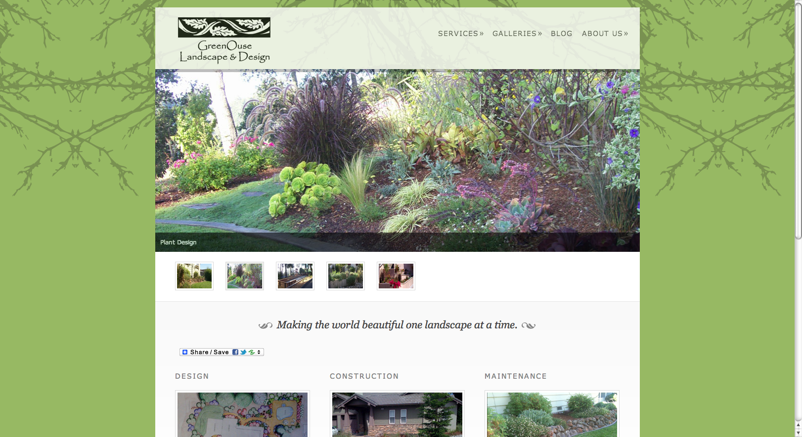 GreenOuse Landscape & Design