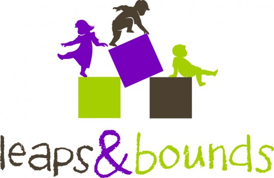 Leaps & Bounds Logo