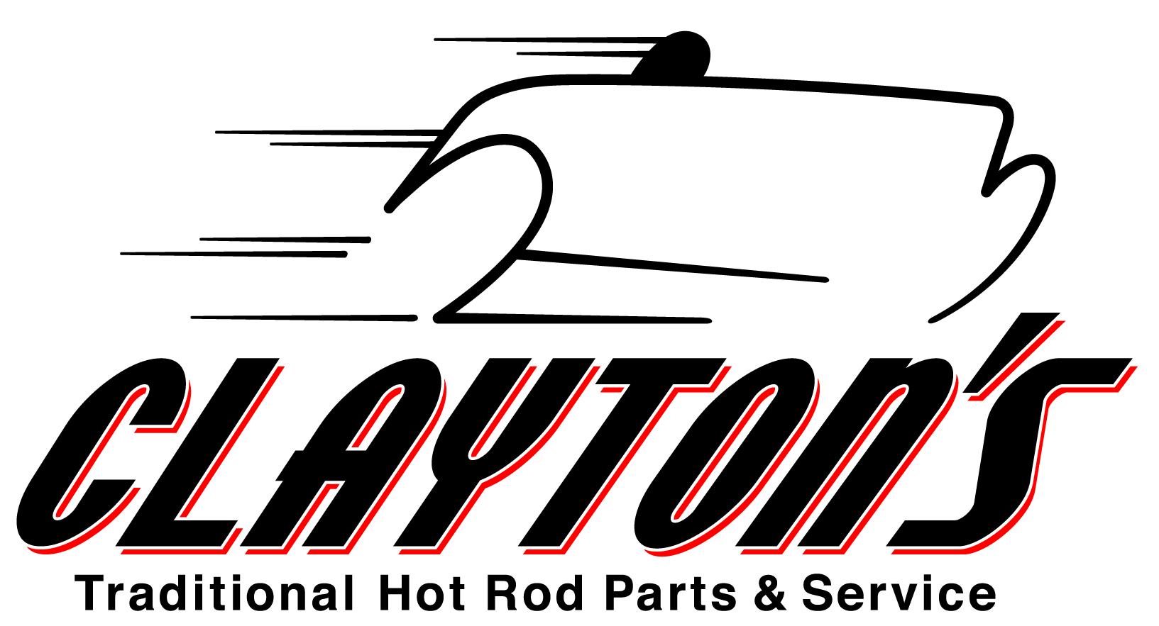 Clayton's Hotrods Logo